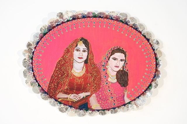 Second Wife (for the love of woman) Mukhtaran Mai and her co- wife