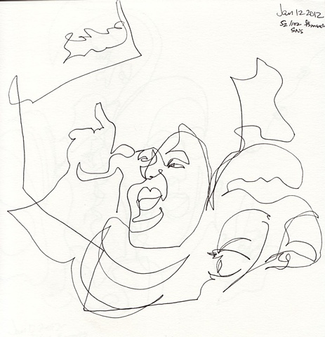 Line Drawing 21