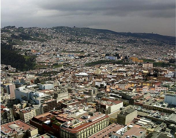 MexicocityQuito