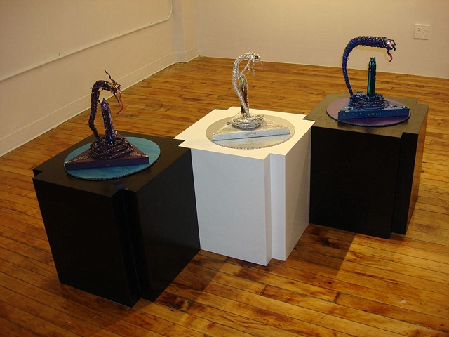 Installation at Guild Art Gallery New York