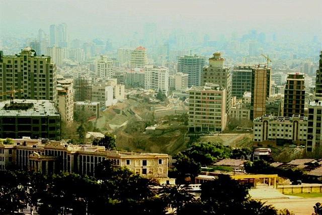 TehranKarachi