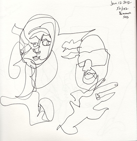 Line Drawing 19