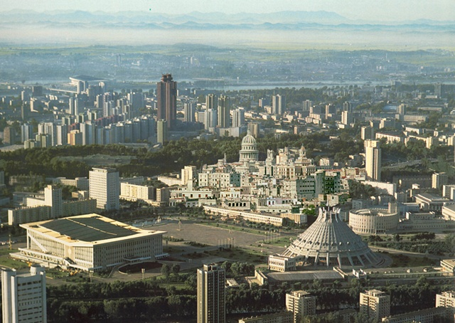 HavanaPyongyang