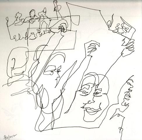 Line Drawing 28