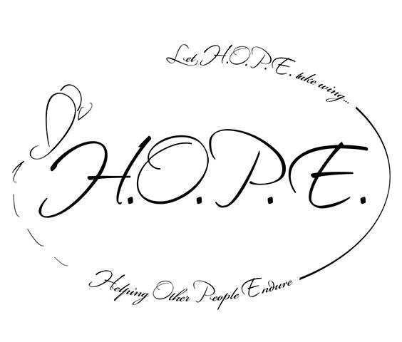 H.O.P.E. Logo