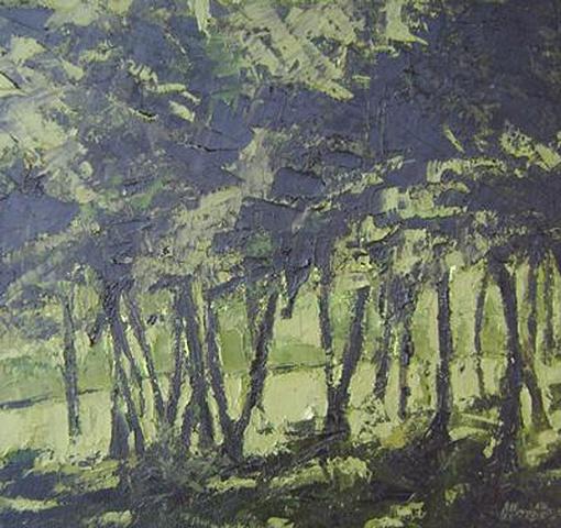 Landscape in Green