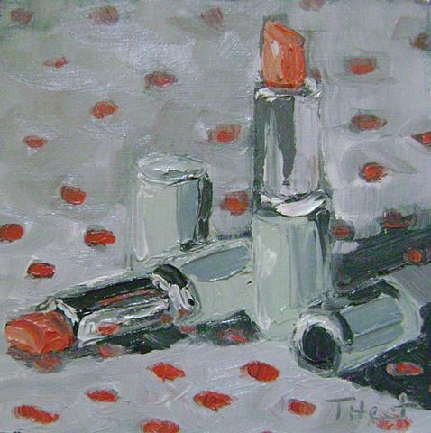 Lipsticks and Dots