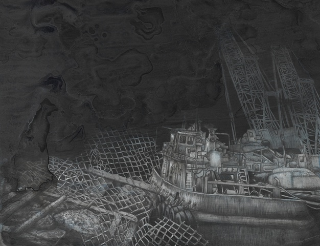Shipwrecked detail
