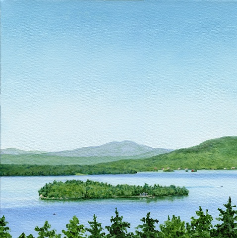 Rangeley Lake - June