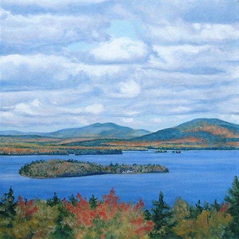 Rangeley Lake - October