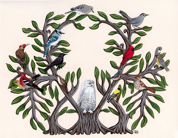 The Tree of Bird Life