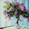Lilacs in Lenox