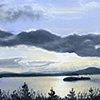 Rangeley Lake - March