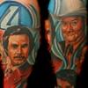 Anchorman Tattoo