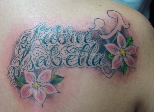 Mariah Mother Daughter Tattoo