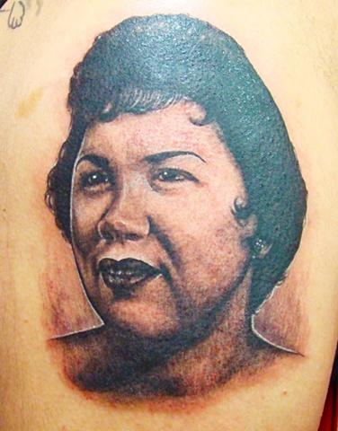 Portrait Tattoo, Saints and Scholars Tattoos Bastrop, TX