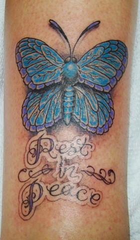 Memorial Butterfly