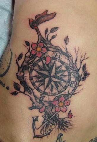 Nikki's Compass Rose