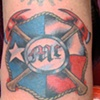Kelly's Hubby's Firefighter Cross