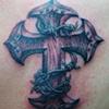 Single Needle Cross