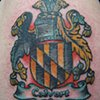 Family Crest redo on Pete