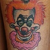Alan's Killer Klowns from Outer Space Totem Pole