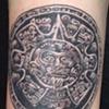 Chip Mayan Calendar