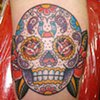 Betty's Sugar Skull