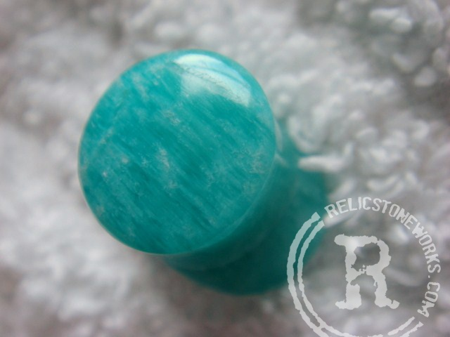 "1/2"" Amazonite Labret"