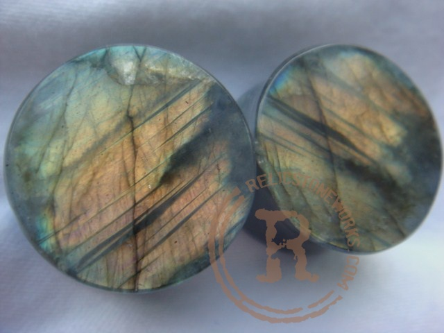 "3/4"" Copper Labradorite"