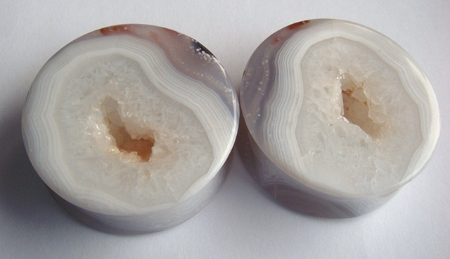 Mexican Agate Geode