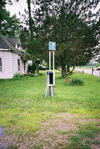 Phonebooth, Stull, KS.