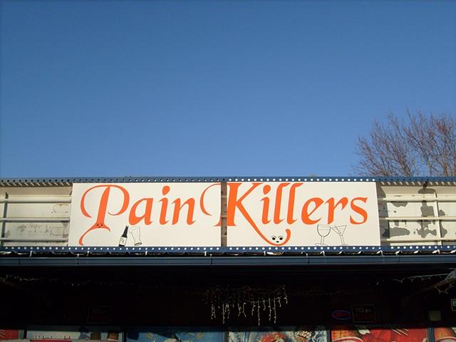 Painkillers, Topeka, KS.
