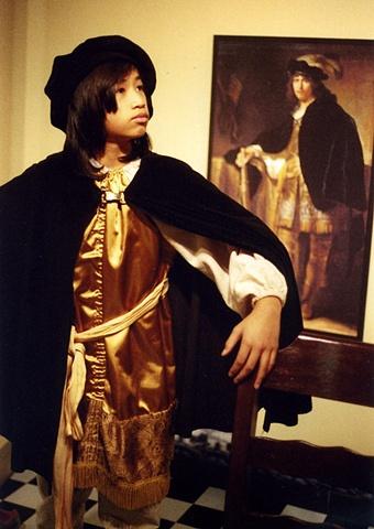 Jackson as Rembrandt