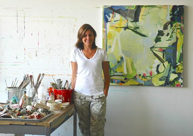 Michelle Heimann, Artist