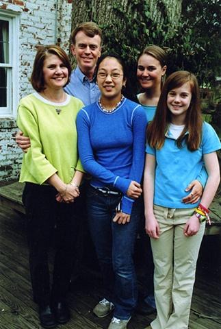 Updike Family