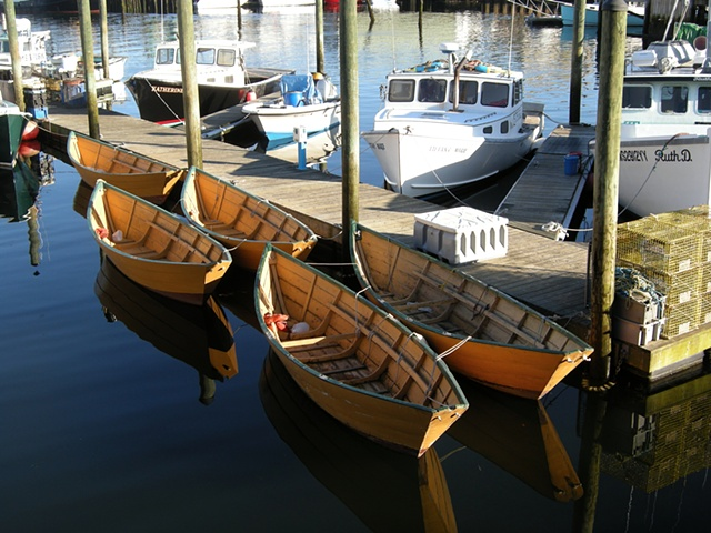 Boats in Gloucester, MA