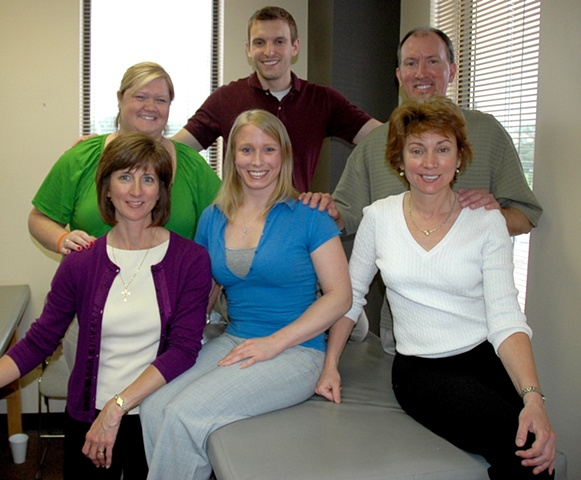 Comprehensive Physical Therapy Center Staff