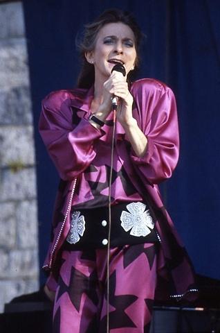 Judy Collins Newport Folk Festival, 1985