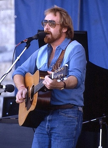 David Mallett Newport Folk Festival, 1985