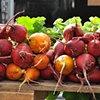 Beets, Asheville Farmers' Market