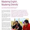 Mastering English, Mustering Diversity