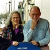 Bob and Mary Anne Ronckers, Owners, The Running Spot