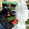 Ice sculptor