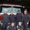 Hyde Park Fire Station Crew