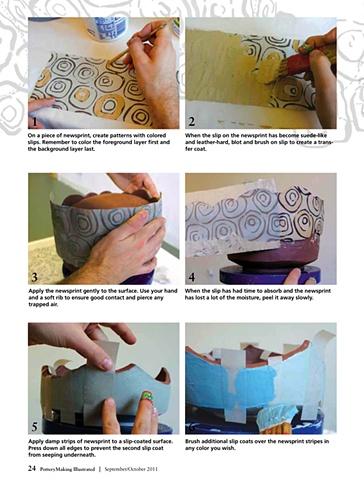 """PAGE 3 of 5 """"Slippery When Wet"""" by Jason Bige Burnett"""