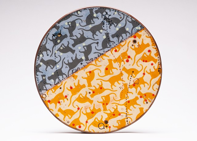 Fancy Feast Dinner Plate