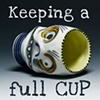 *Keeping a full cup:* New show explores how simple form can be so many things