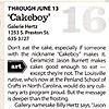 'Cakeboy' Leo Weekly