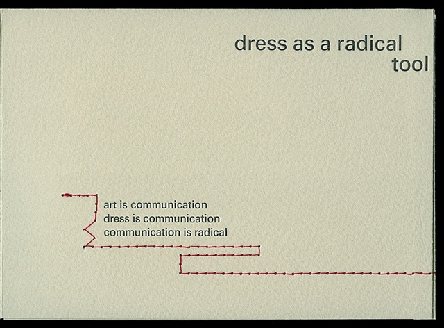 The Visual Communication of Clothing: A Brain-Storm (pg. 7)